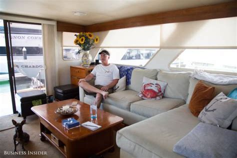 living on a boat instead of house instead of buying a super expensive house in san francisco