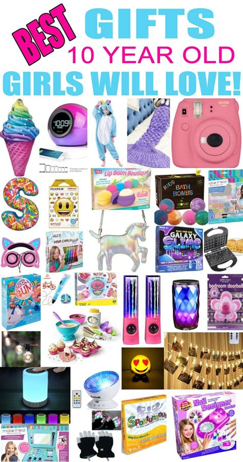 10 year birthday ideas best gifts for 10 year gift guides