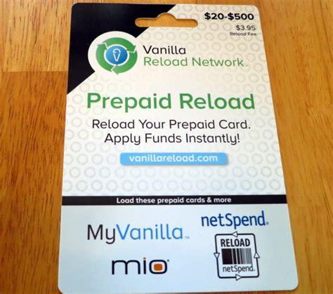 Vanilla Gift Credit Card - vanilla reloads doctor of credit