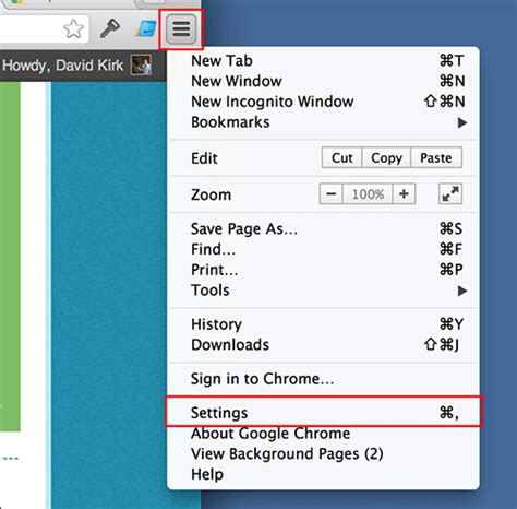 google chrome top bar google chrome put the home button on the toolbar