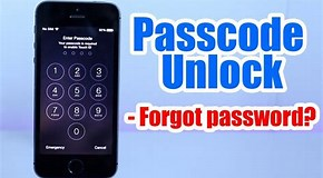 Image result for How to unlock my iPhone If I forgot the passcode?. Size: 290 x 160. Source: www.pinterest.com