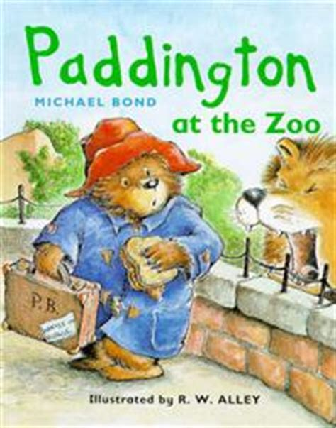 paddington 2 dear books paddington at the zoo children s books wiki fandom