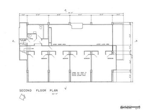 lovell beach house plans floor plans 2nd floor and floors on pinterest