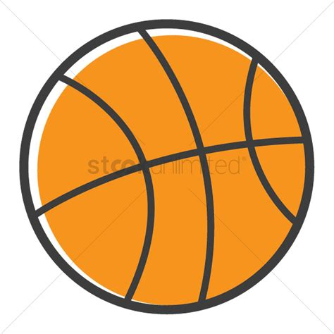 basketball clipart vector basketball clipart