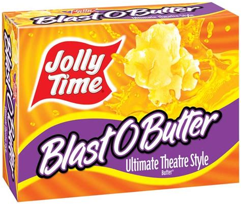 jolly time pop corn proves butter  reigns king