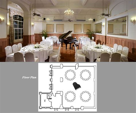 The Helena May Dining Room by