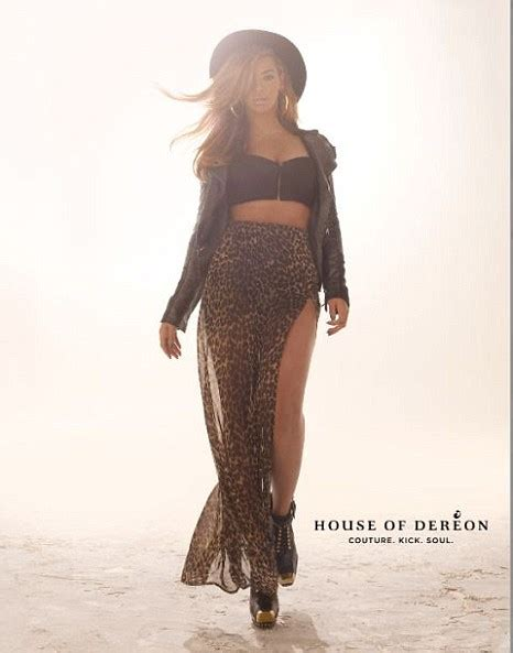 House Of Dereon Part Ii by Beyonce Shows Sophisticated New House Of Dereon