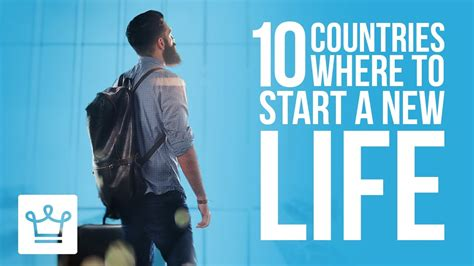 News Starter For Ten by 10 Countries Where You Can Start A New
