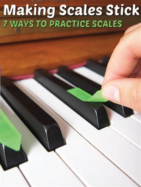 melodic stick books 25 best ideas about piano scales on learning