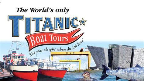 titanic boat tours titanic boat tours titanic hotel belfast
