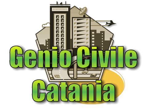 ufficio genio civile di catania geometrict gt gt news gt gt genio civile richiesta applicazione