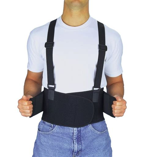 Back Support by A Lower Back Support Brace Provides Valuable Lower Back