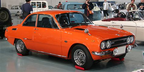 r for car lesser known car of the day isuzu bellett gt gtr iedei