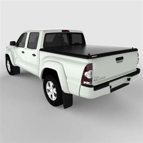 tacoma truck bed cover undercover 4050 tonneau cover for tacoma new ebay