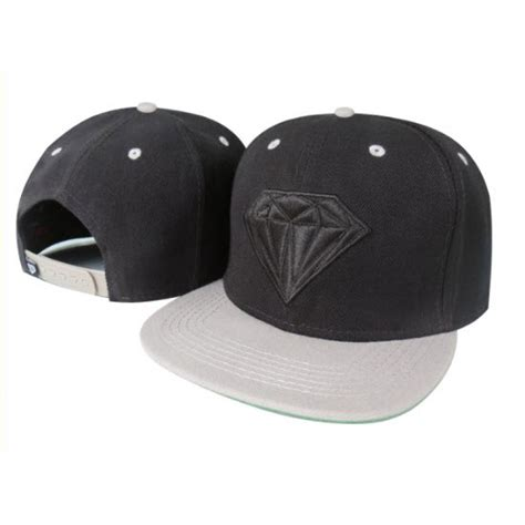 Topi Strapback Supply Grey new diamonds supply quot emblem quot snapback hat collection buy supply