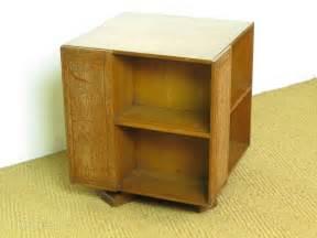 revolving bookcase table heal s limed oak revolving bookcase table antiques atlas