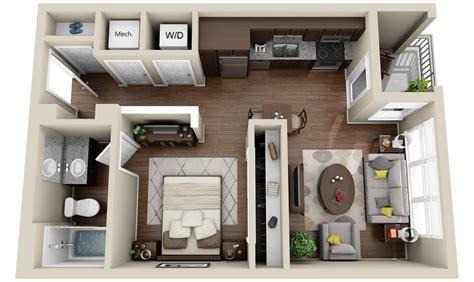 2 Apartments and Condos « 3Dplans.com