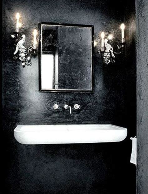 gothic style bathrooms home decor trends 2017 gothic bathroom house interior