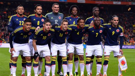 columbia card world cup columbia fifa world cup 2014 history players started
