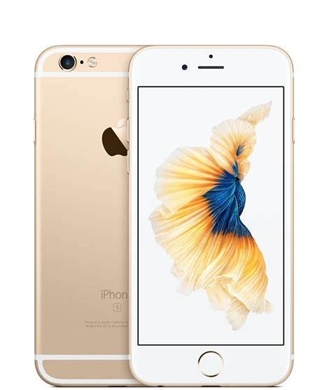 Apple Iphone 6 128gb 6s Gold Second Preorder Bintang 1 iphone 6s cdr electronics