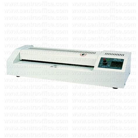 Mesin Laminating Manual Jual Mesin Laminating Topas Type Fgk 330 Murah Sentra Office