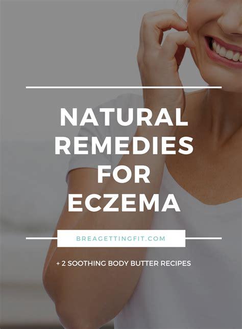 remedies for eczema