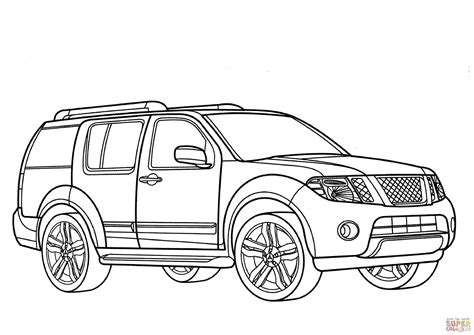 nissan cars coloring pages 301 moved permanently