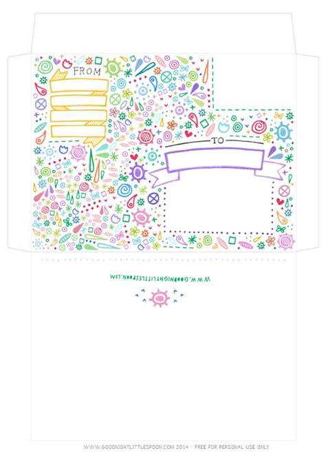 printable envelope art free download envelope template bianca jagoe printable