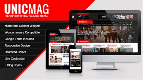moodle themes for sale unicmag wordpress magazine theme by punicavn themeforest