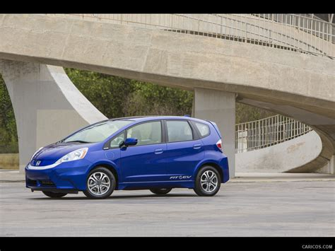 2013 honda fit ev front hd wallpaper 16 1920x1080
