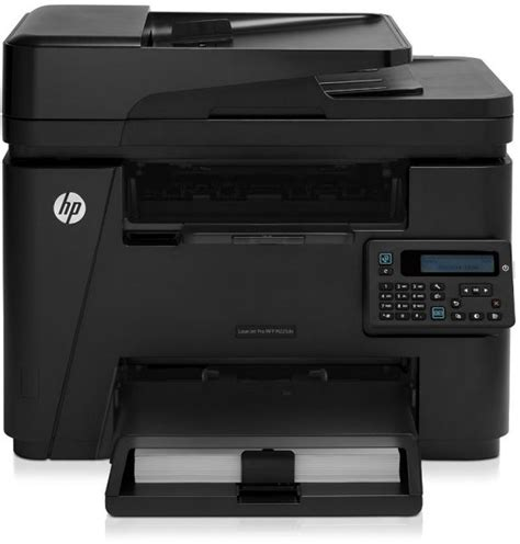 Printer Hp M225dn hp laserjet pro mfp m225dn all in one printer cf484a