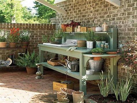 potting bench with storage 25 beautiful potting bench design ideas creating convenient storage and organization