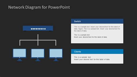 network diagram templates for powerpoint network diagram template for powerpoint slidemodel
