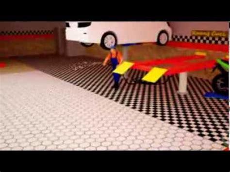 Gambar Dan Mesin Cuci Motor gambar 3d bangunan hidrolik cuci mobil dan motor