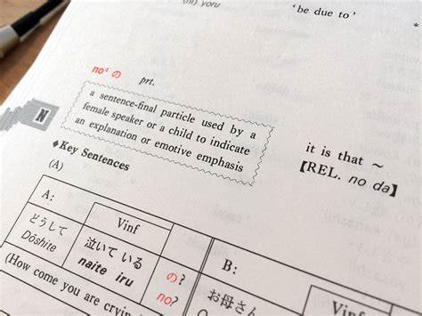 japanese grammar pattern a dictionary of japanese grammar the tofugu review