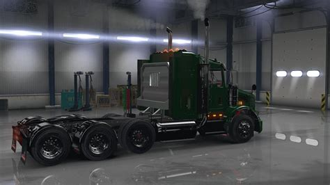 kenworth parts dealer kenworth t800 update v1 0 0 ats mods truck