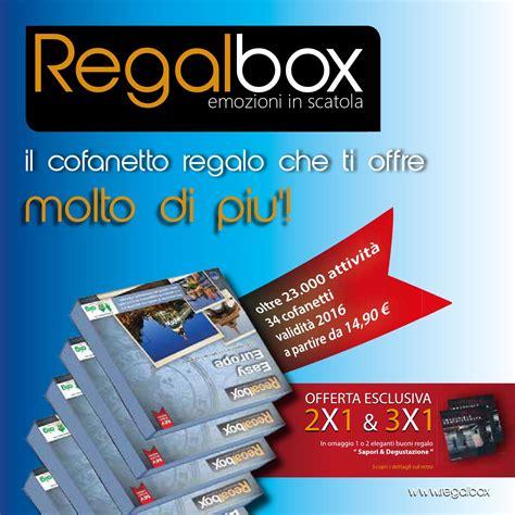 regalbox soggiorno di charme cofanetto regalo by luca trucca issuu