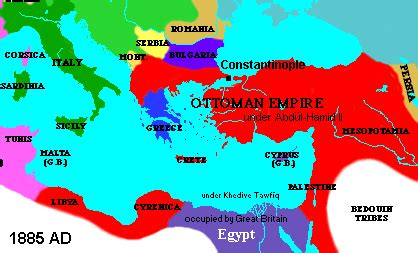 where were the ottomans located historymike book review the ottomans dissolving images