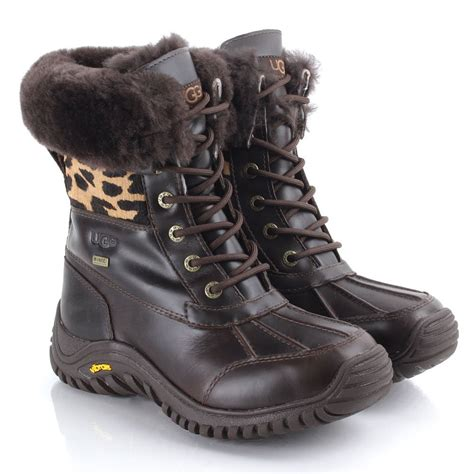 ugg 174 stout adirondack womens ankle boot