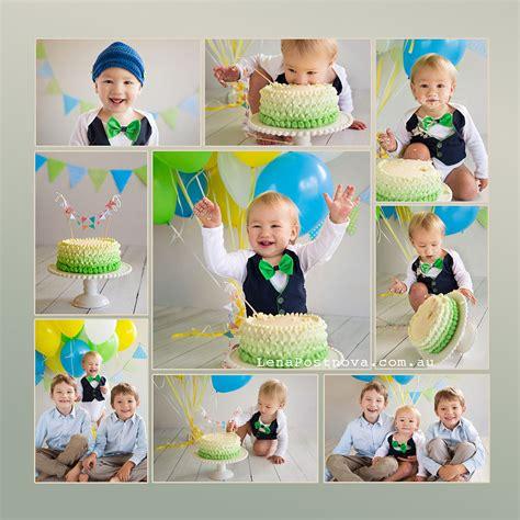 cake smash sydney st birthday  newborn photographer sydney