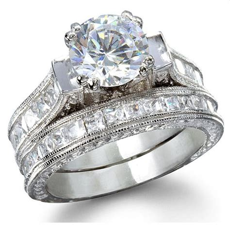wedding ring sets weneedfun
