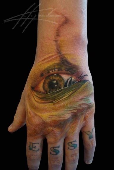 hand eye tattoo 17 best images about tattoos by nick chaboya on