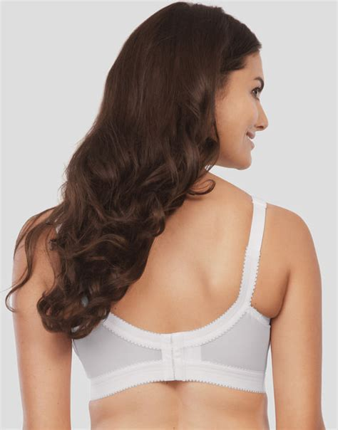 Hearts Lace Back Bra Ungu everyday classics and cross your all lace non