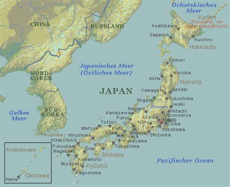 japan welt fl 252 sse japan karte