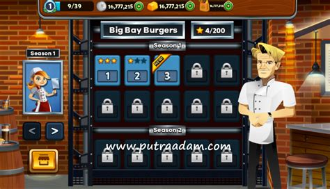 game java yang sudah di mod restaurant dash gordon ramsay v2 1 2 mod apk unlimited