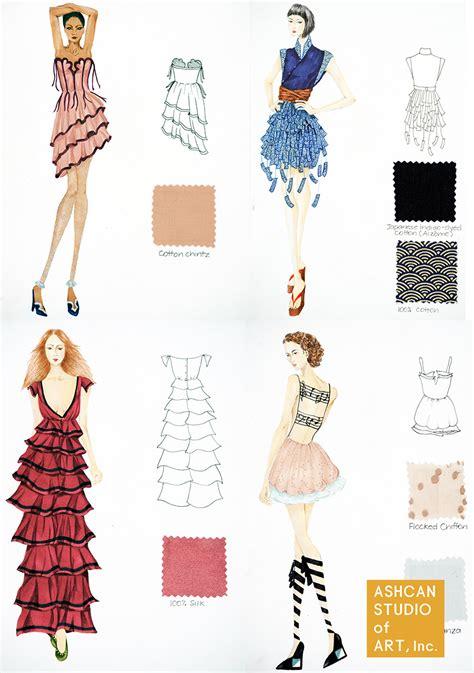 fashion portfolio layout exles http ashcanstudio com en student fashion design