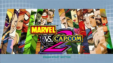 marvel vs capcom 2 marvel vs capcom 2 screenshots for xbox 360 mobygames