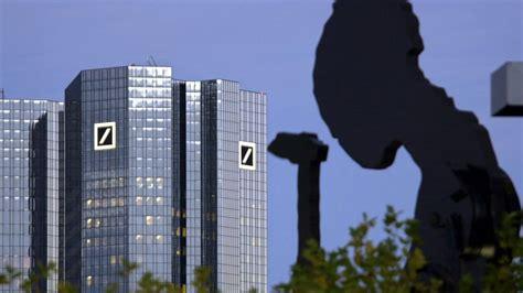 deutsche bank geld wechseln deutsche bank bringt kapitalerh 246 hung 252 ber die b 252 hne geld