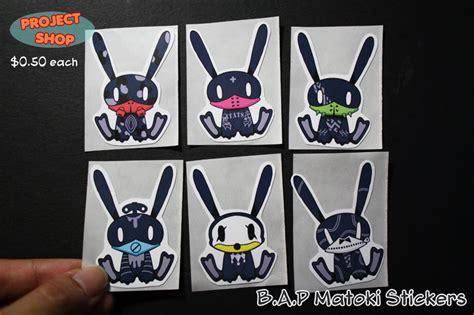 Bap Stickers