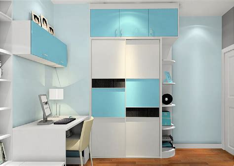 design wardrobe for bedroom 3d bedroom design blue and wardrobe